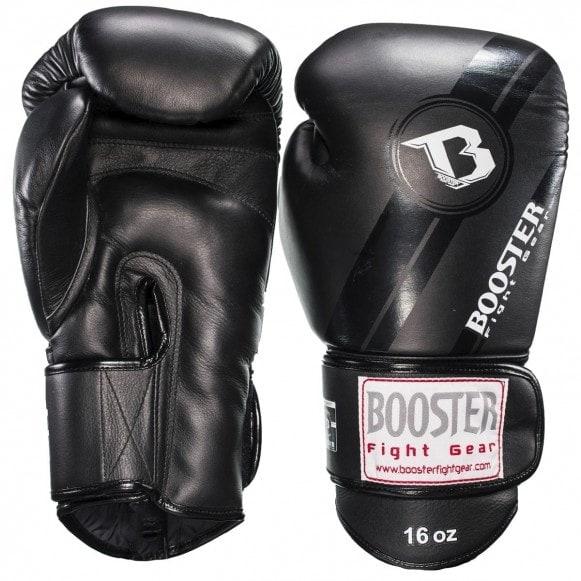 Booster Pro BGL 1 V3 zwart (kick)bokshandschoenen